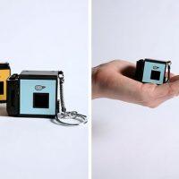 Ikimono Keychain Camera