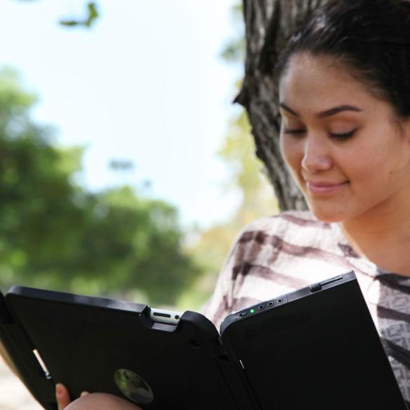 iMainGo XP iPad Speaker Case Review