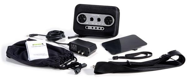 iMainGoX Box Includes