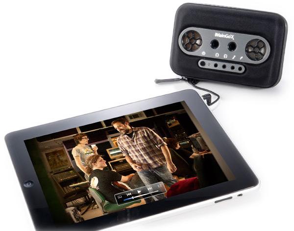 iMainGo X iPad Speaker