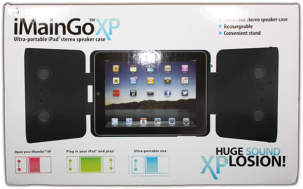 iMainGo XP Box Front