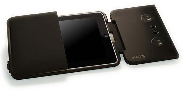 iMainGo XP iPad Speaker Case