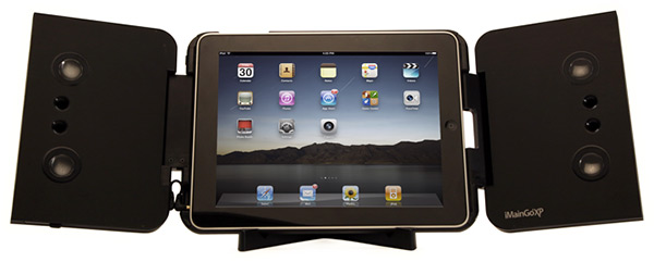 iMainGoXP iPad Speaker System