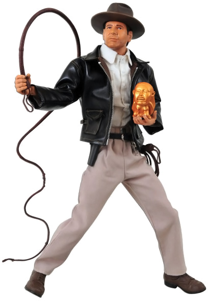 Indiana Jones Raiders of Lost Ark Action Figure