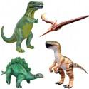 inflatable dinosaur