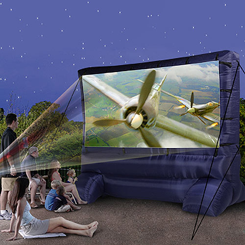 12 foot inflatable outdoor movie screen. Black Bedroom Furniture Sets. Home Design Ideas