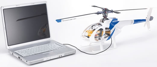 Innovator High Performance USB R/C Helicopter