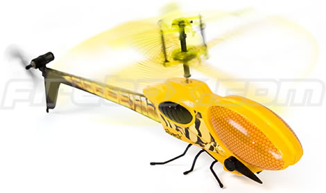Insecta Micro R/C Helicopter