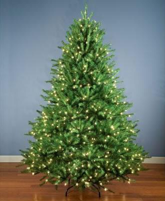 Last Minute Christmas Tree
