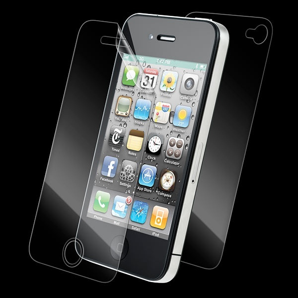 invisibleSHIELD for iPhone 4 & 4S