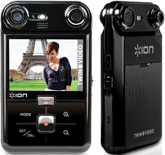 Twin Video Camcorder