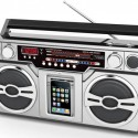 iPod Boombox with Radio