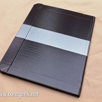 iPad 2 Duct Tape Case Back