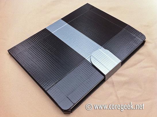 iPad 2 Duct Tape Folio Smart Case