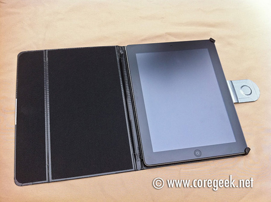 iPad 2 Duct Tape Folio Case