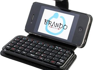 iPhone 4 Case with Keyboard