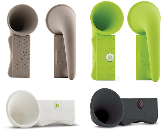 iPhone Horn Speaker Colors