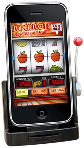 slots phone website