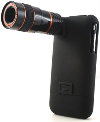 iPhone 8x Telescope