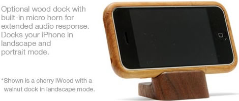 iWood Dock