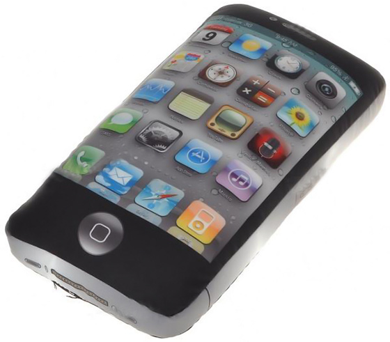 iPhone 4 Pillow Cushion