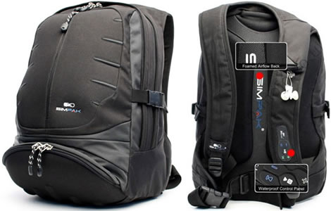 iBlaze Intelligent iPod Bag