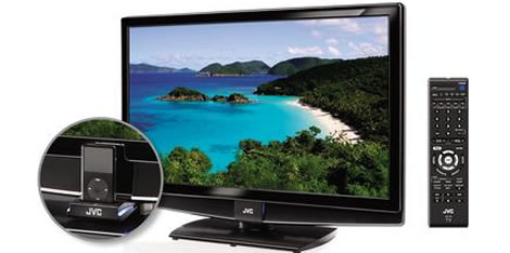 iPod TV from JVC