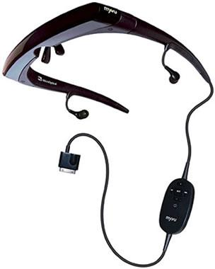 iPod Video Goggles