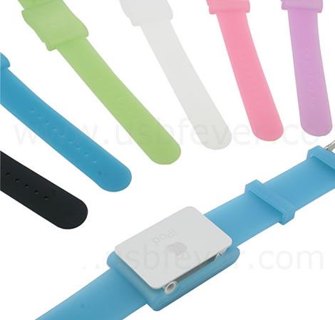 iPod Shuffle Watch Style