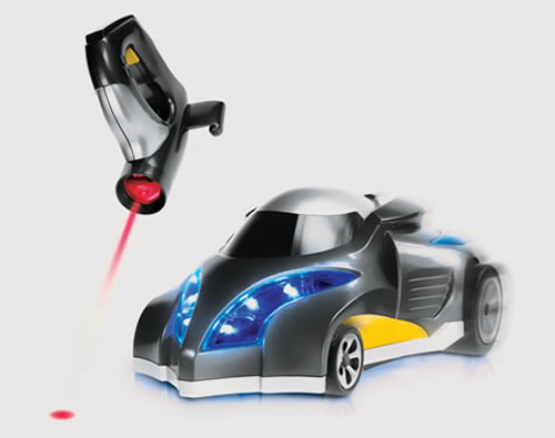Infrared Tracker Remote Control Car
