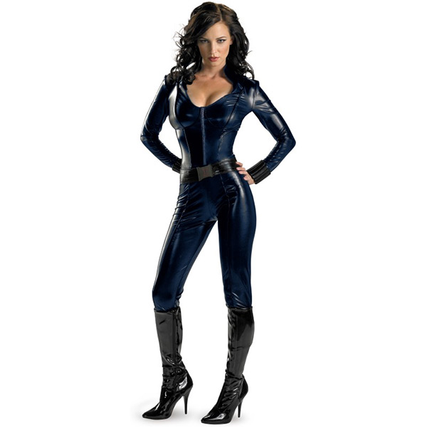 Iron Man 2 Black Widow Costume