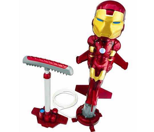 Iron Man Rocket Blast Launcher