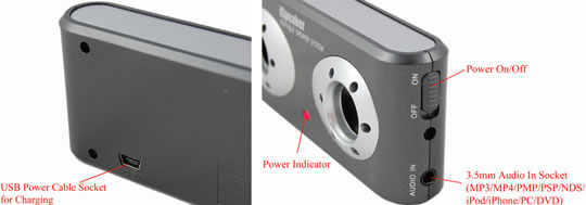 iSpeaker Portable Speaker