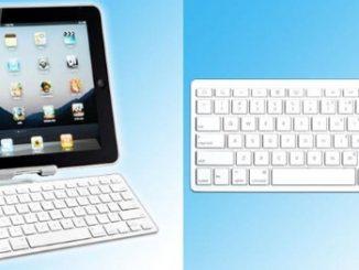 iPad, iPhone, iPod Keyboard with Stand