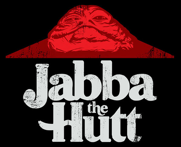Jabba the Hutt Pizza Hut Logo