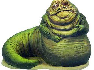 Jabba the Hutt Figurine