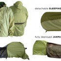 Jakpak Jacket Tent Sleeping Bag