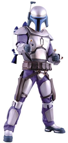 Jango Fett Jett Pack Action Figure