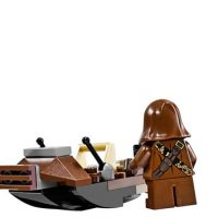 jawa and sled