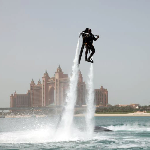 JetLev Flyer Water Jetpack