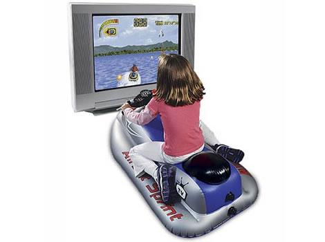 Jet Ski Video Game