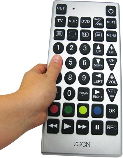 Jumbo Universal Remote Control