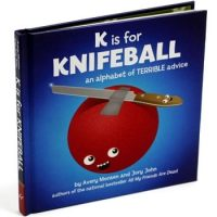 K is for Knifeball Book