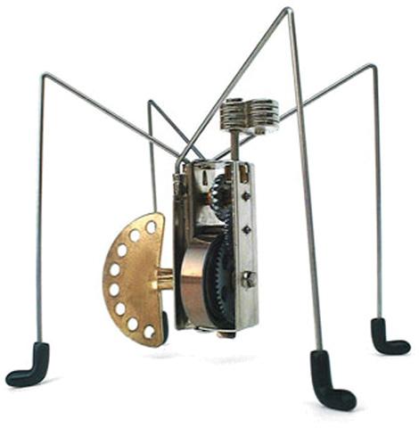 Katitia Mechanical Robot Wind-up Toy