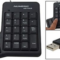 USB Keypad with Spacebar