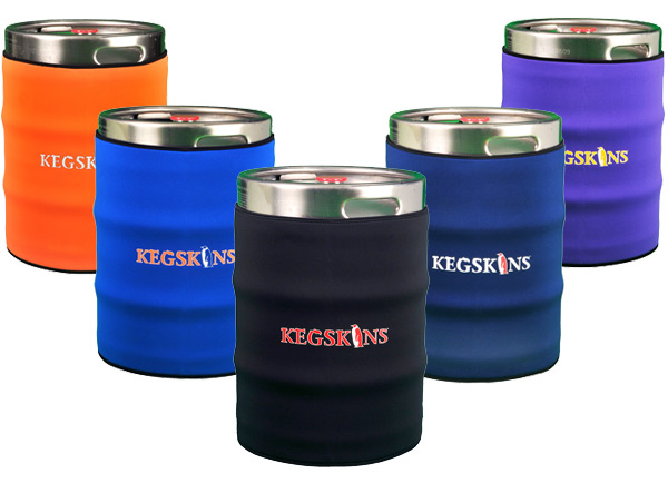 KegSkins Neoprene Beer Keg Insulation