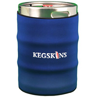 KegSkins Neoprene Beer Keg Insulator