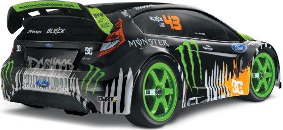 Ken Block Ford Fiesta R/C  sc 1 st  GeekAlerts & R/C Replica of Ken Blocku0027s Ford Fiesta Rally Car markmcfarlin.com