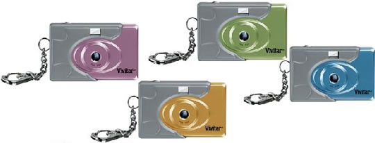 3-in1 Mini Digital Cameras