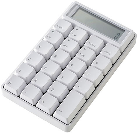 Computer Keypad Calculator